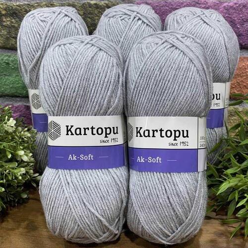 KARTOPU - (5 X 100) GR KARTOPU AKSOFT K1000