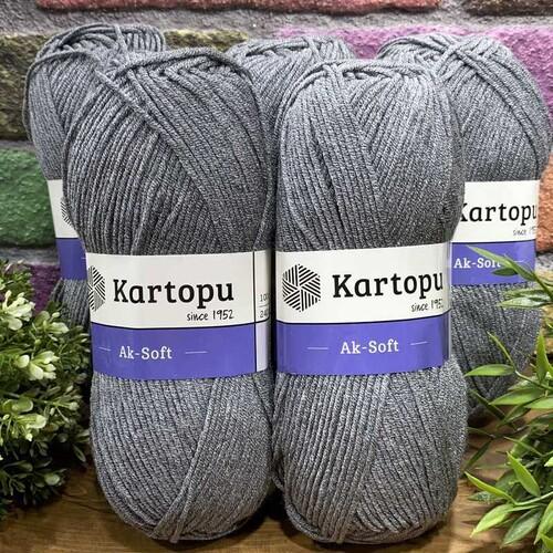 KARTOPU - (5 X 100) GR KARTOPU AKSOFT K1002