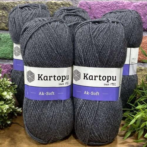 KARTOPU - (5 X 100) GR KARTOPU AKSOFT K1003