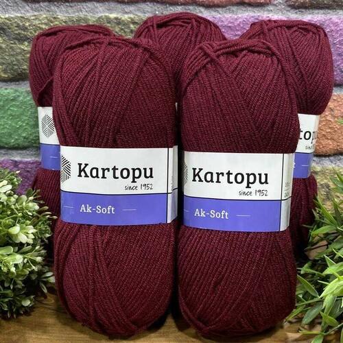 KARTOPU - (5 X 100) GR KARTOPU AKSOFT K110