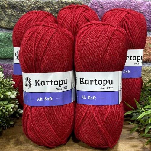 KARTOPU - (5 X 100) GR KARTOPU AKSOFT K114