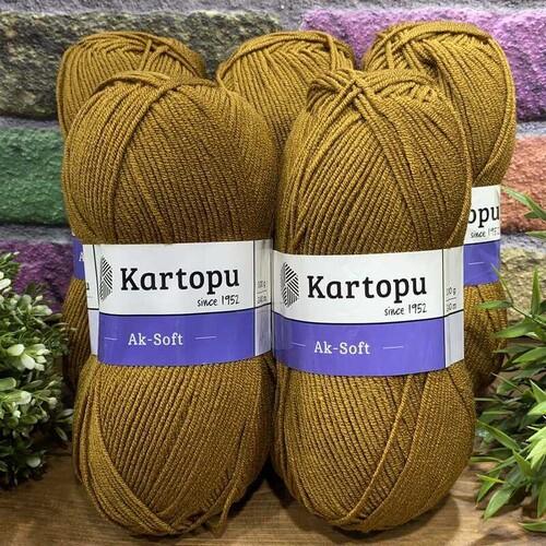 KARTOPU - (5 X 100) GR KARTOPU AKSOFT K1362