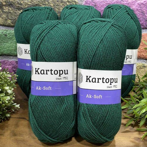 KARTOPU - (5 X 100) GR KARTOPU AKSOFT K1416