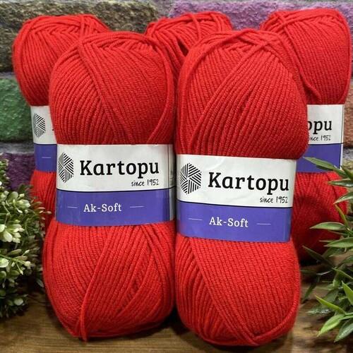 KARTOPU - (5 X 100) GR KARTOPU AKSOFT K150