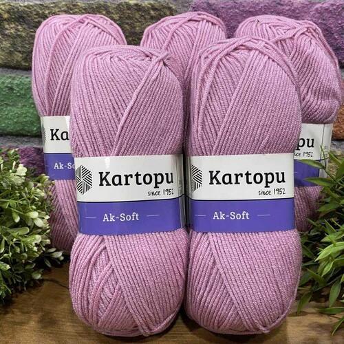 KARTOPU - (5 X 100) GR KARTOPU AKSOFT K1763