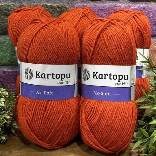 KARTOPU - (5 X 100) GR KARTOPU AKSOFT K237