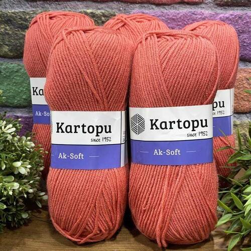 KARTOPU - (5 X 100) GR KARTOPU AKSOFT K260