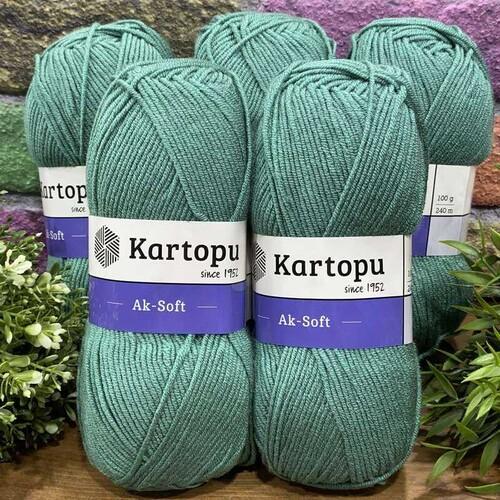 KARTOPU - (5 X 100) GR KARTOPU AKSOFT K472