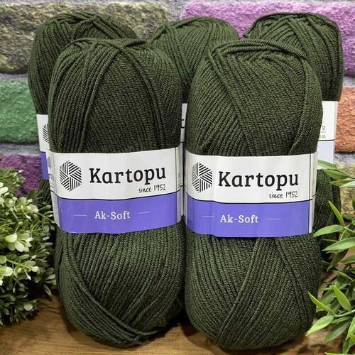 KARTOPU - (5 X 100) GR KARTOPU AKSOFT K478