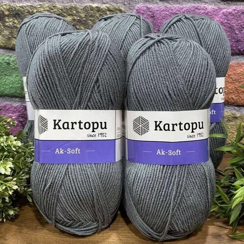 KARTOPU - (5 X 100) GR KARTOPU AKSOFT K479