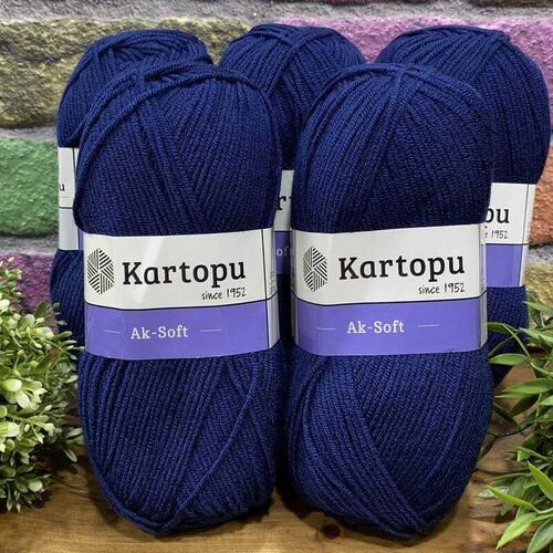 KARTOPU - (5 X 100) GR KARTOPU AKSOFT K632