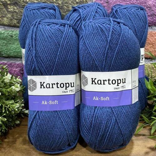 KARTOPU - (5 X 100) GR KARTOPU AKSOFT K650