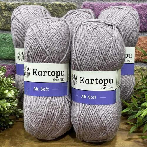 KARTOPU - (5 X 100) GR KARTOPU AKSOFT K713