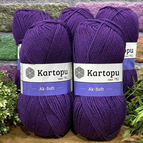 KARTOPU - (5 X 100) GR KARTOPU AKSOFT K721