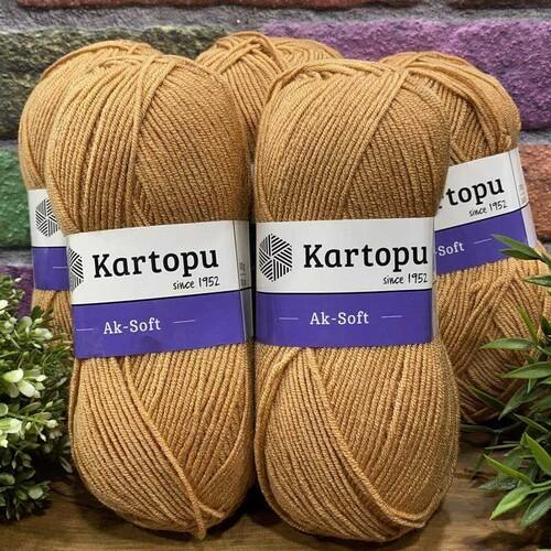 KARTOPU - (5 X 100) GR KARTOPU AKSOFT K857