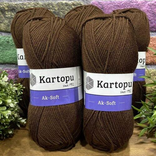 KARTOPU - (5 X 100) GR KARTOPU AKSOFT K890