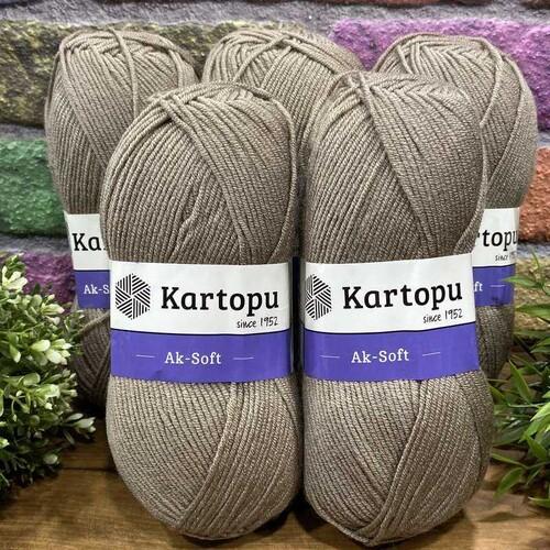 KARTOPU - (5 X 100) GR KARTOPU AKSOFT K899