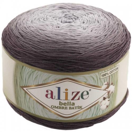 ALİZE - ALİZE BELLA OMBRE BATİK 7411