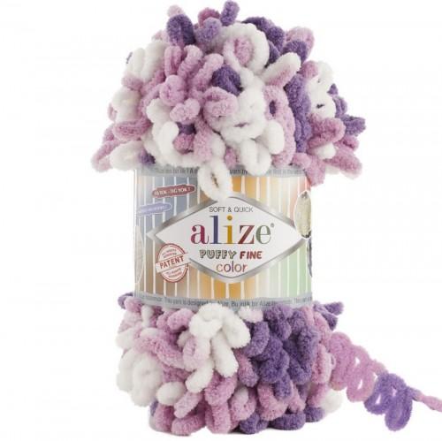 ALİZE - ALİZE PUFFY FİNE COLOR 6067