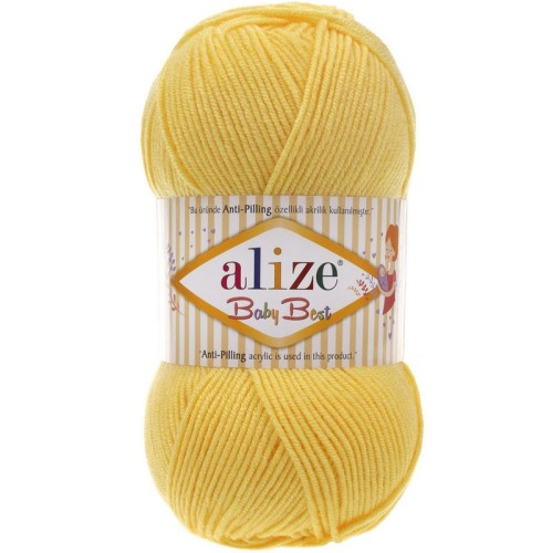 ALİZE - BABY BEST 113 SARI