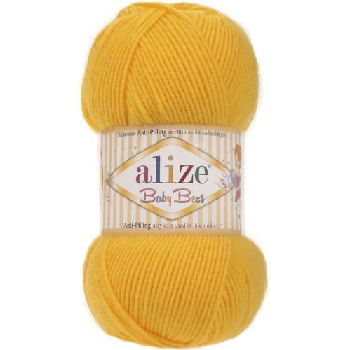 ALİZE - BABY BEST 216 KOYU SARI