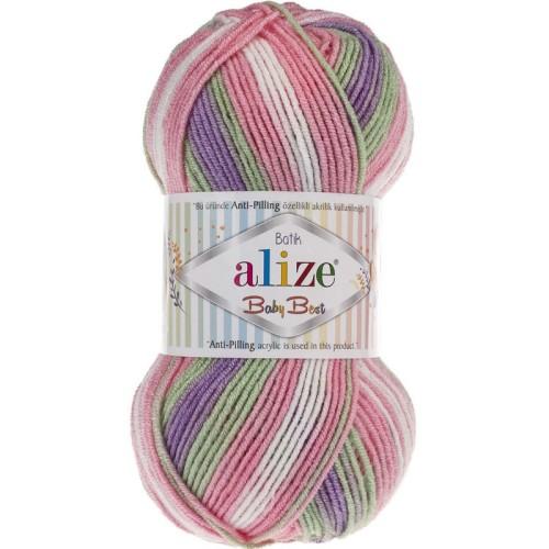 ALİZE - ALİZE BABY BEST BATİK 7056