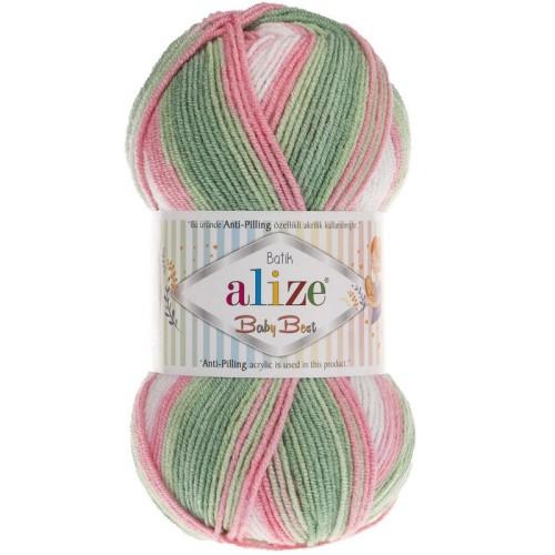 ALİZE - ALİZE BABY BEST BATİK 7067