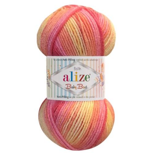 ALİZE - ALİZE BABY BEST BATİK 7073