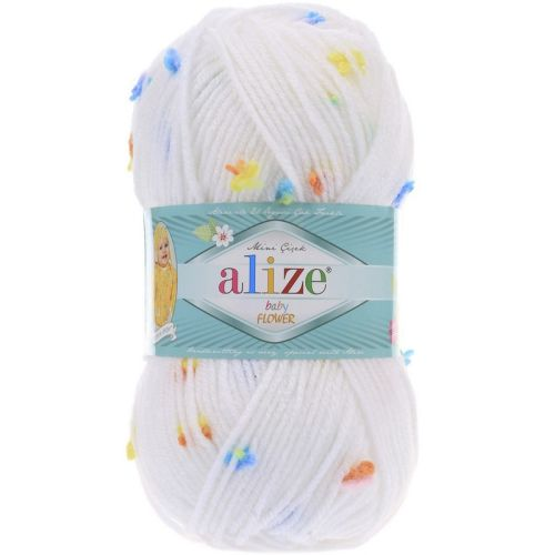 ALİZE BABY FLOWER 5380