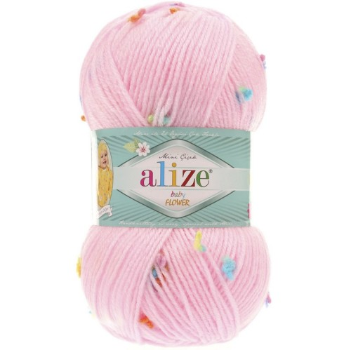 ALİZE - ALİZE BABY FLOWER 5381