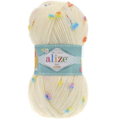 ALİZE - ALİZE BABY FLOWER 5383