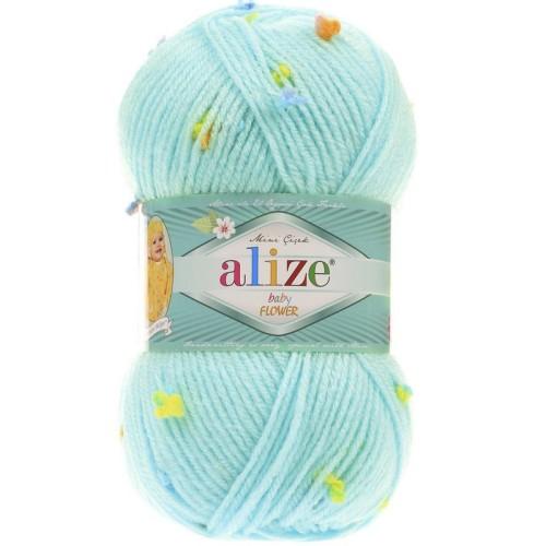 ALİZE - ALİZE BABY FLOWER 5384