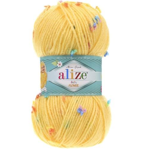 ALİZE - ALİZE BABY FLOWER 5385