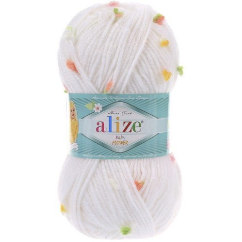 ALİZE - BABY FLOWER 5408