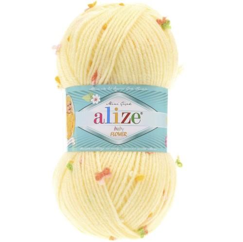 ALİZE - ALİZE BABY FLOWER 5412