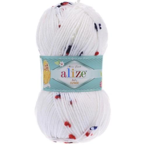 ALİZE - ALİZE BABY FLOWER 5416