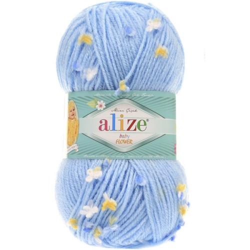 ALİZE - ALİZE BABY FLOWER 5435