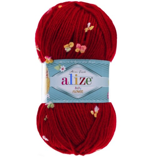 ALİZE - ALİZE BABY FLOWER 5439