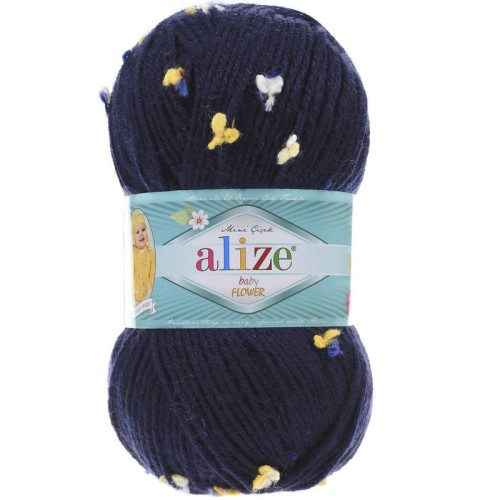 ALİZE - ALİZE BABY FLOWER 5465