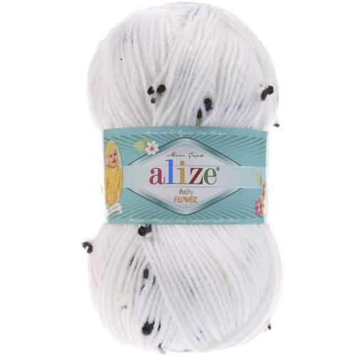 ALİZE - ALİZE BABY FLOWER 5479