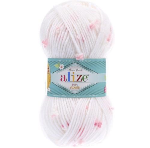 ALİZE - ALİZE BABY FLOWER 5516