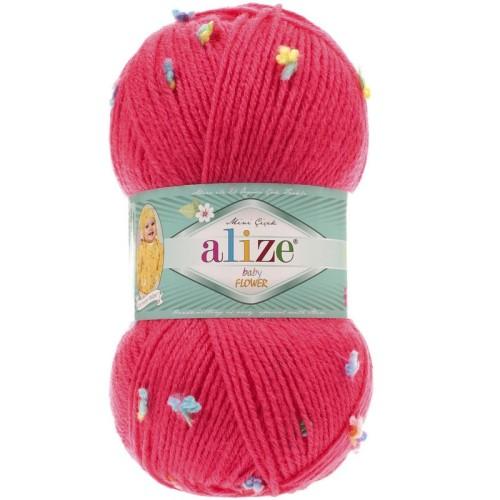 ALİZE - ALİZE BABY FLOWER 5561