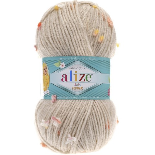 ALİZE - ALİZE BABY FLOWER 5562