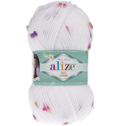 ALİZE - ALİZE BABY FLOWER 5872