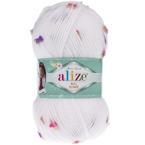 ALİZE - BABY FLOWER 5872