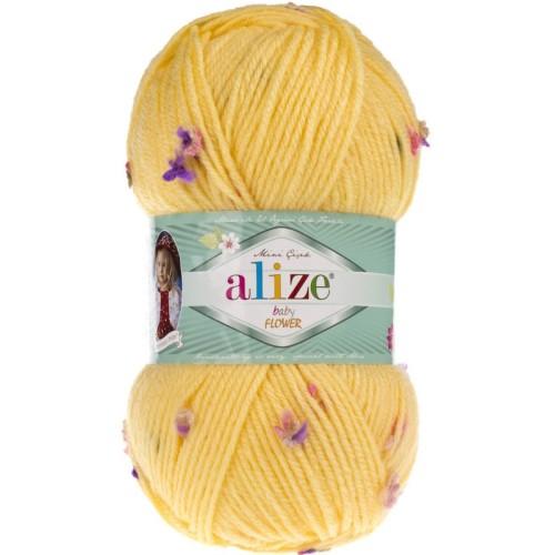 ALİZE - ALİZE BABY FLOWER 5873