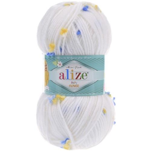 ALİZE - ALİZE BABY FLOWER 5874