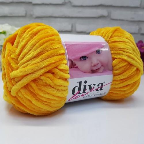 DİVA LİNE - BABY'S FIRST 184 SARI