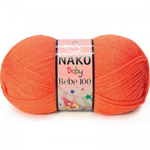 NAKO - NAKO BEBE 100 10374 TURUNCU