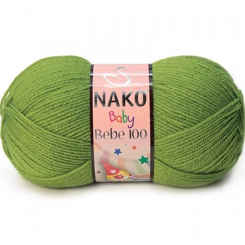 NAKO - NAKO BEBE 100 3330 FISTIK